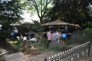Garden Party and BBQ - event planning from team purrfect parties