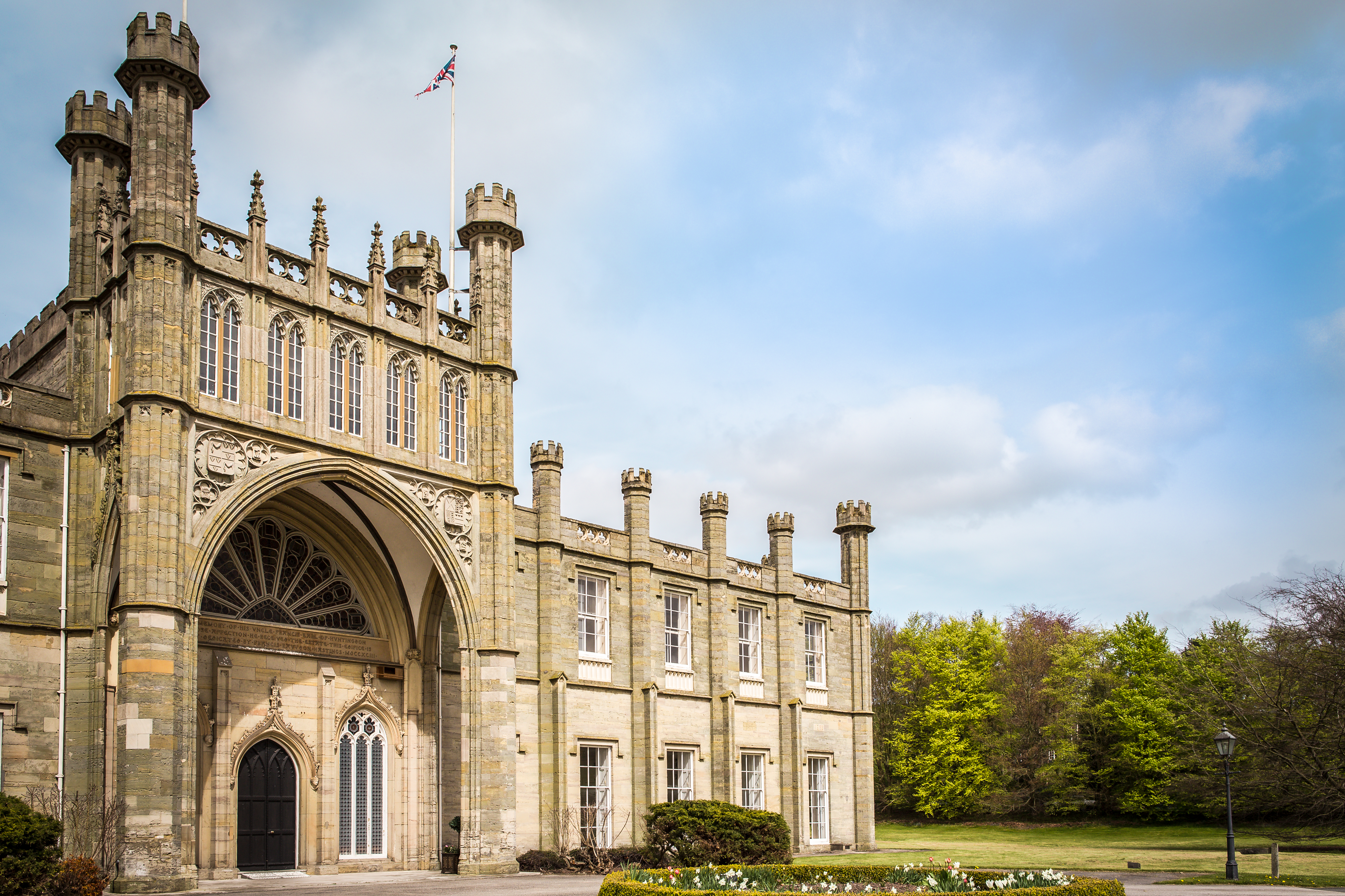 Party and wedding venue - Donington Hall
